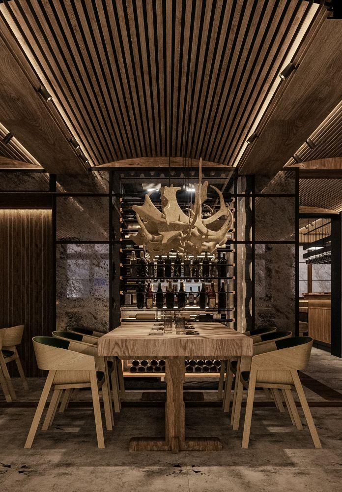 design restaurant romanesc